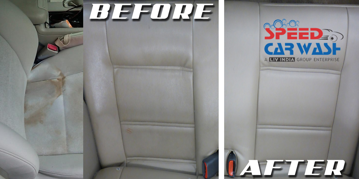 How To Get Stains Off Car Seats